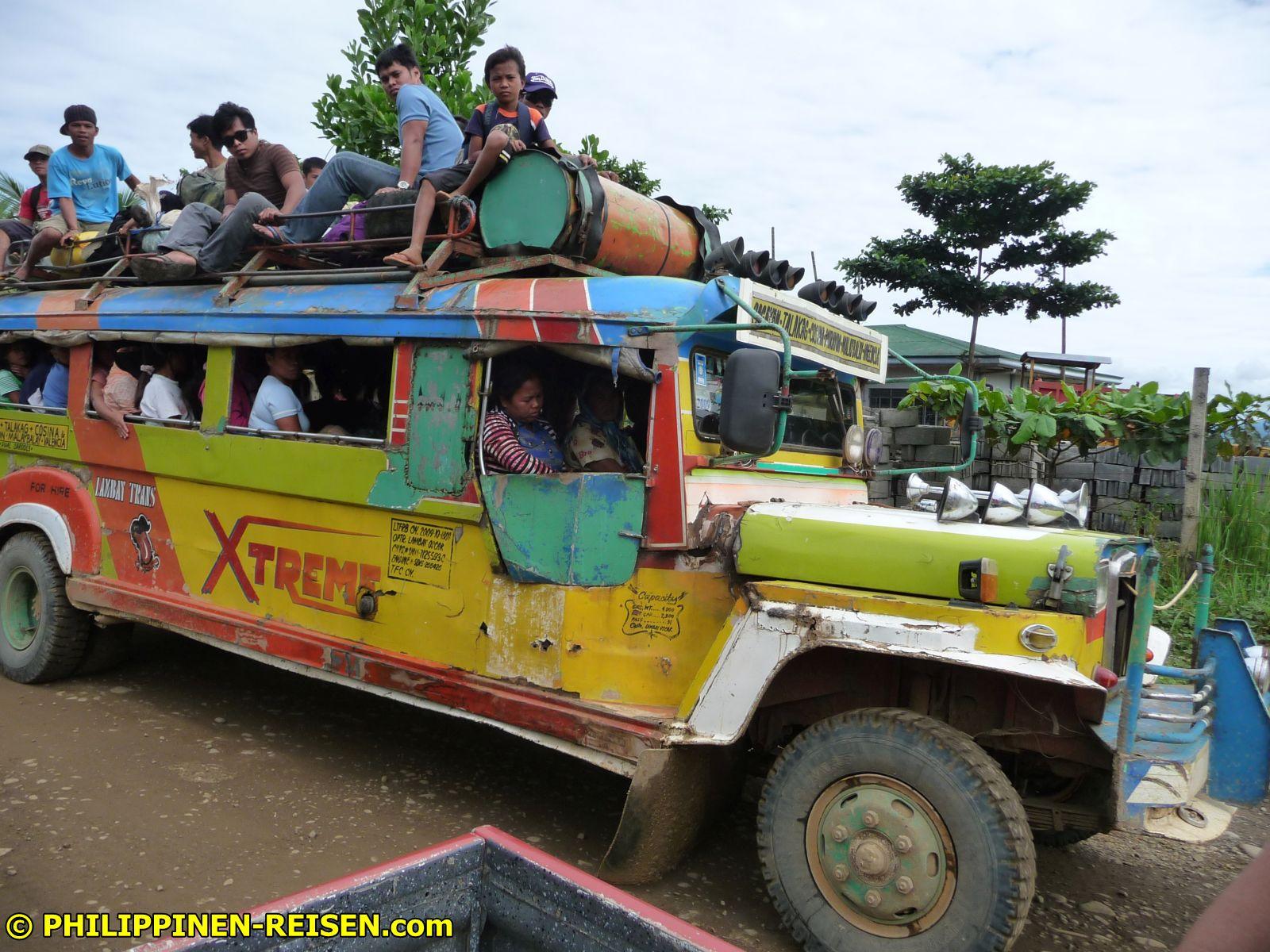 PHILIPPINEN REISEN - REISEBERICHTE - Suche nach dem Lehrer in Talakag Fotos von Sir Dieter Sokoll KR