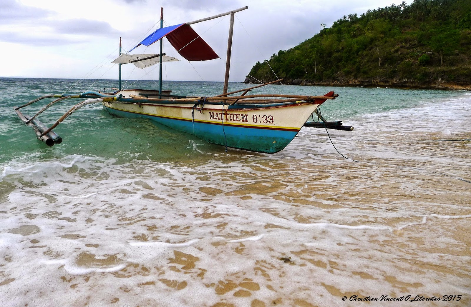 PHILIPPINEN REISEN - ORTE - CEBU - Aloguinsan