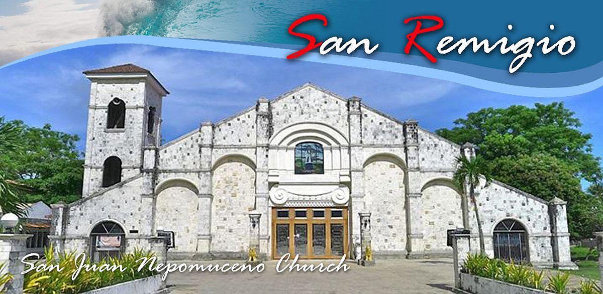 PHILIPPINEN R§EISEN - ORTE - CEBU - San Remigio