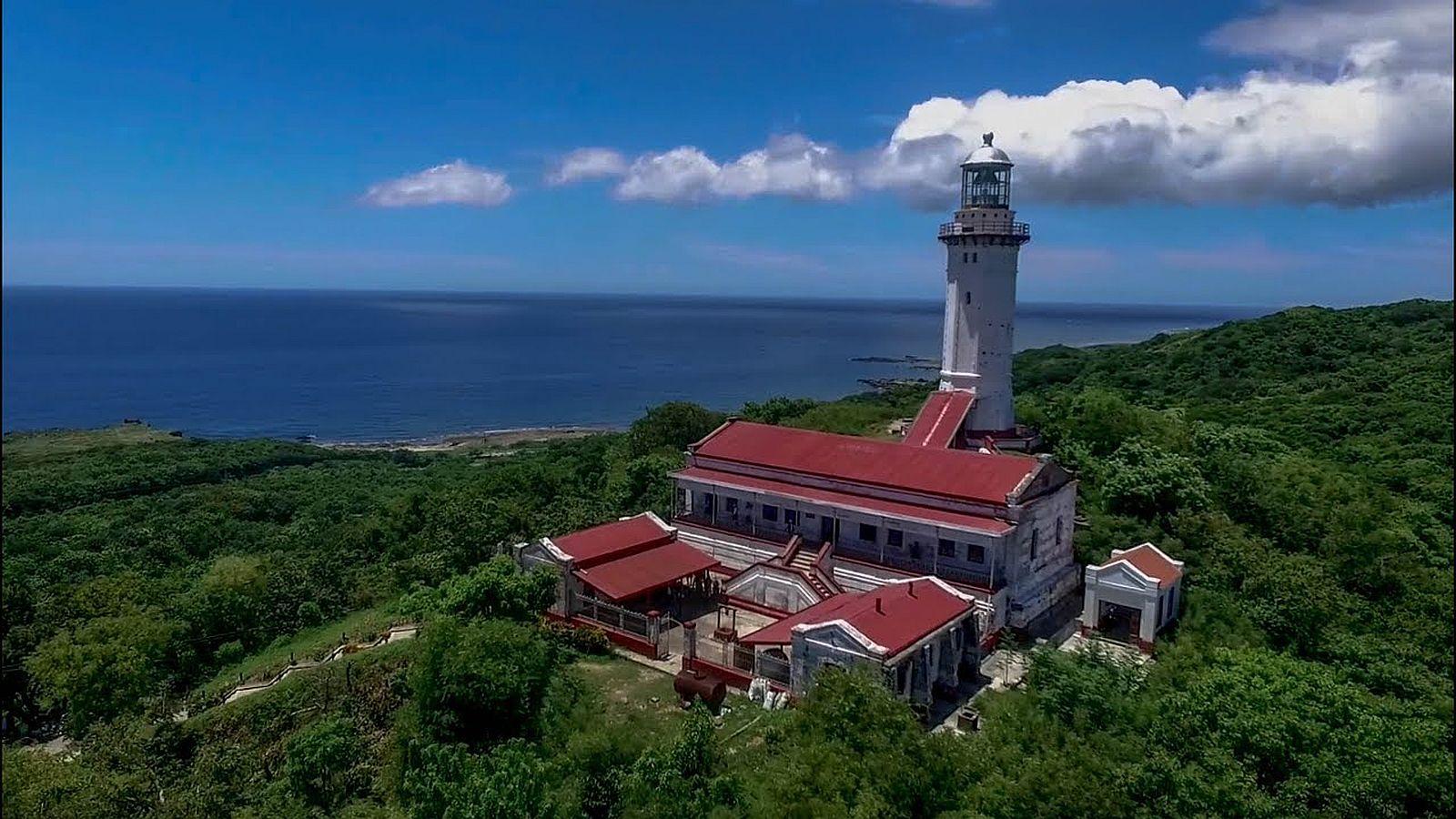 PHILIPPINEN REISEN - LEUCHTTÜRME - Cape Bojedor Leuchturm in Burgos, Ilocos Norte