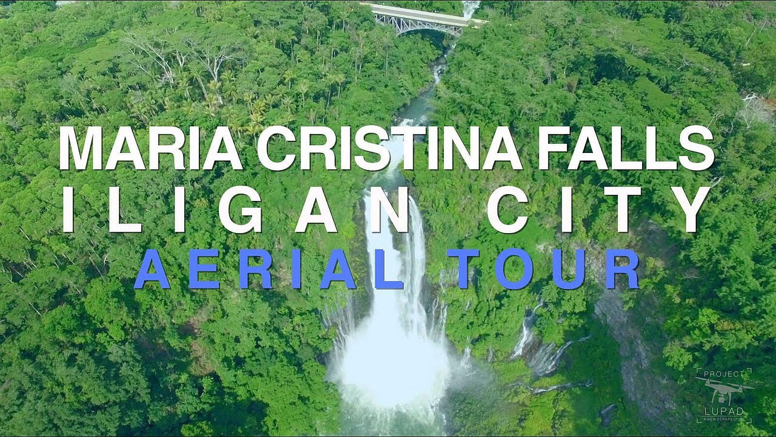 PHILIPPINEN REISEN - WASSERFÄLLE - Maria Cristina