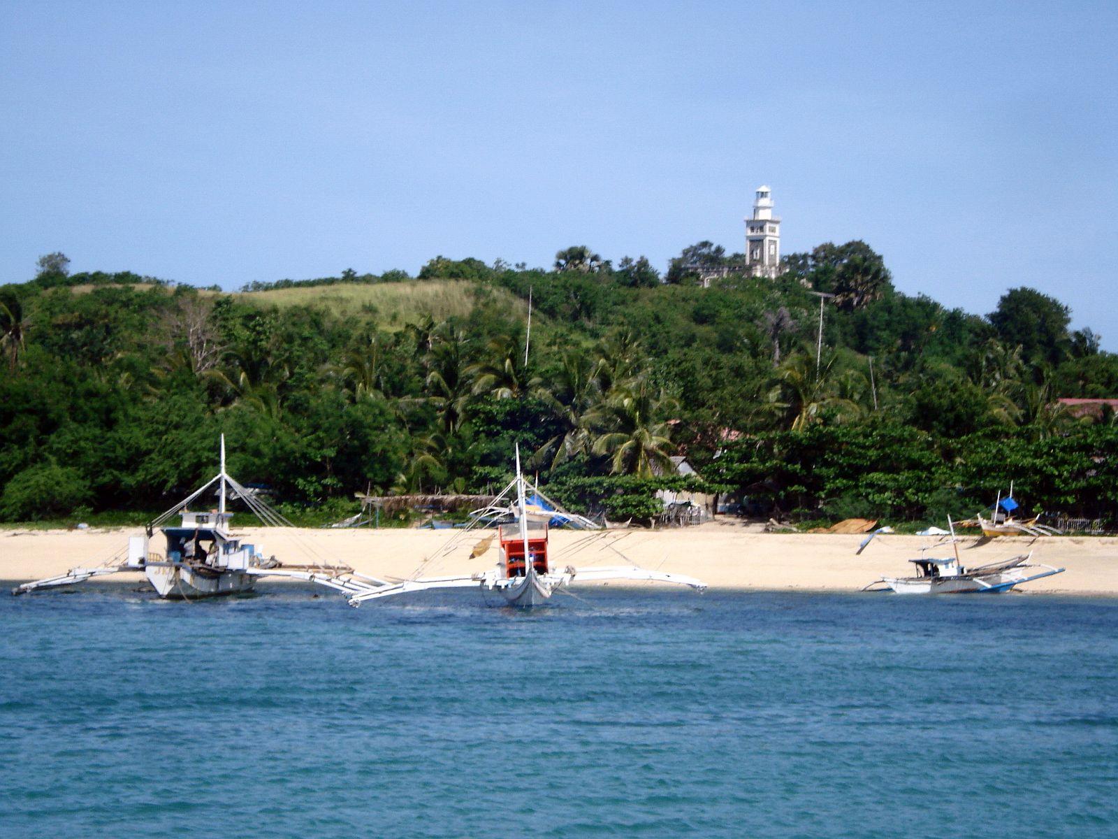 PHILIPPINEN REISEN - ORTE - MASBATE - Balud