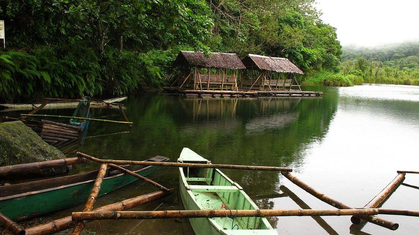 PHILIPPINEN REISEN - SEEN