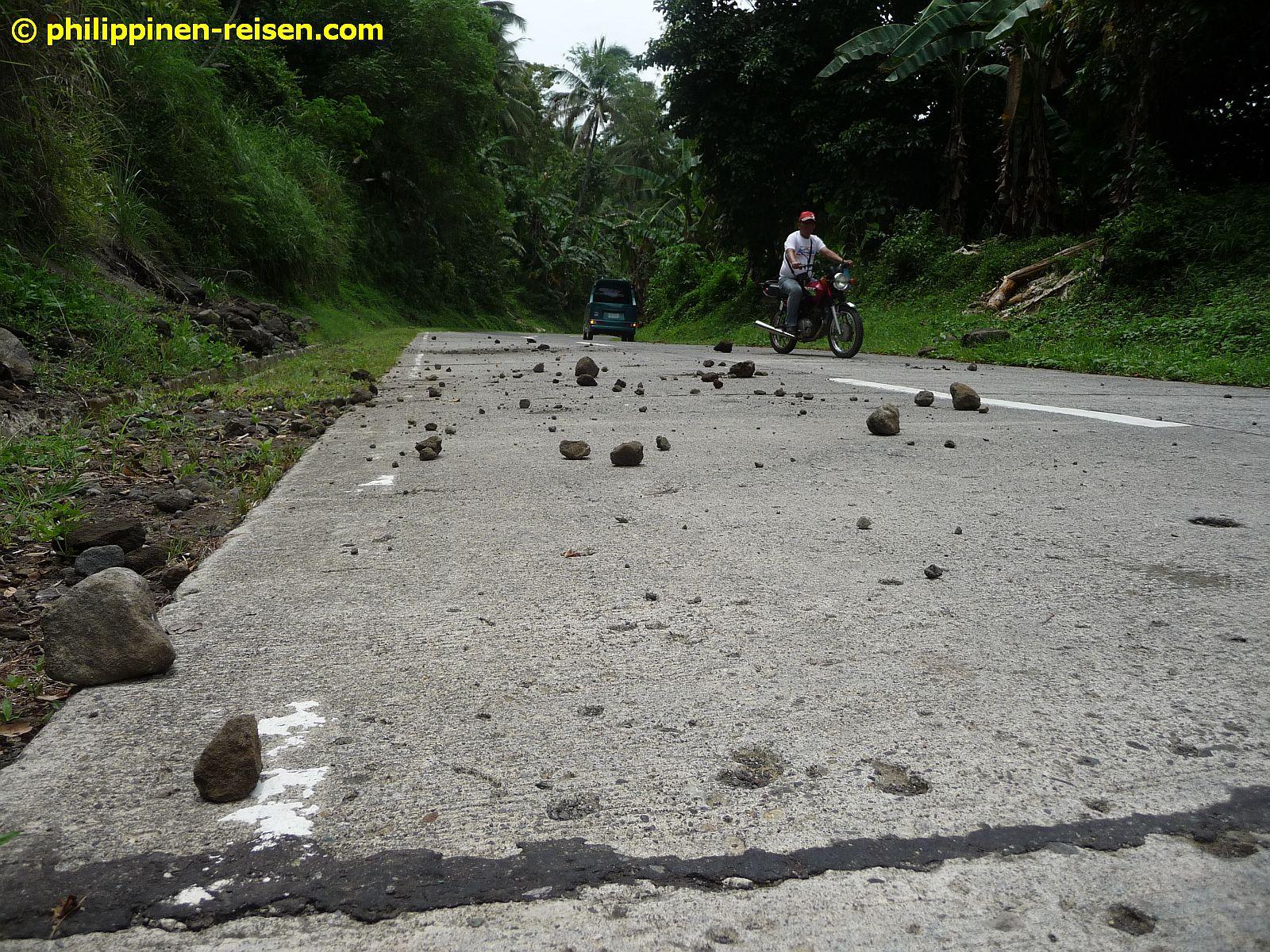 PHILIPPINEN REISEN - REISEBERICHTE - MINDANAO - Ausflug in die Berge von Malitbog