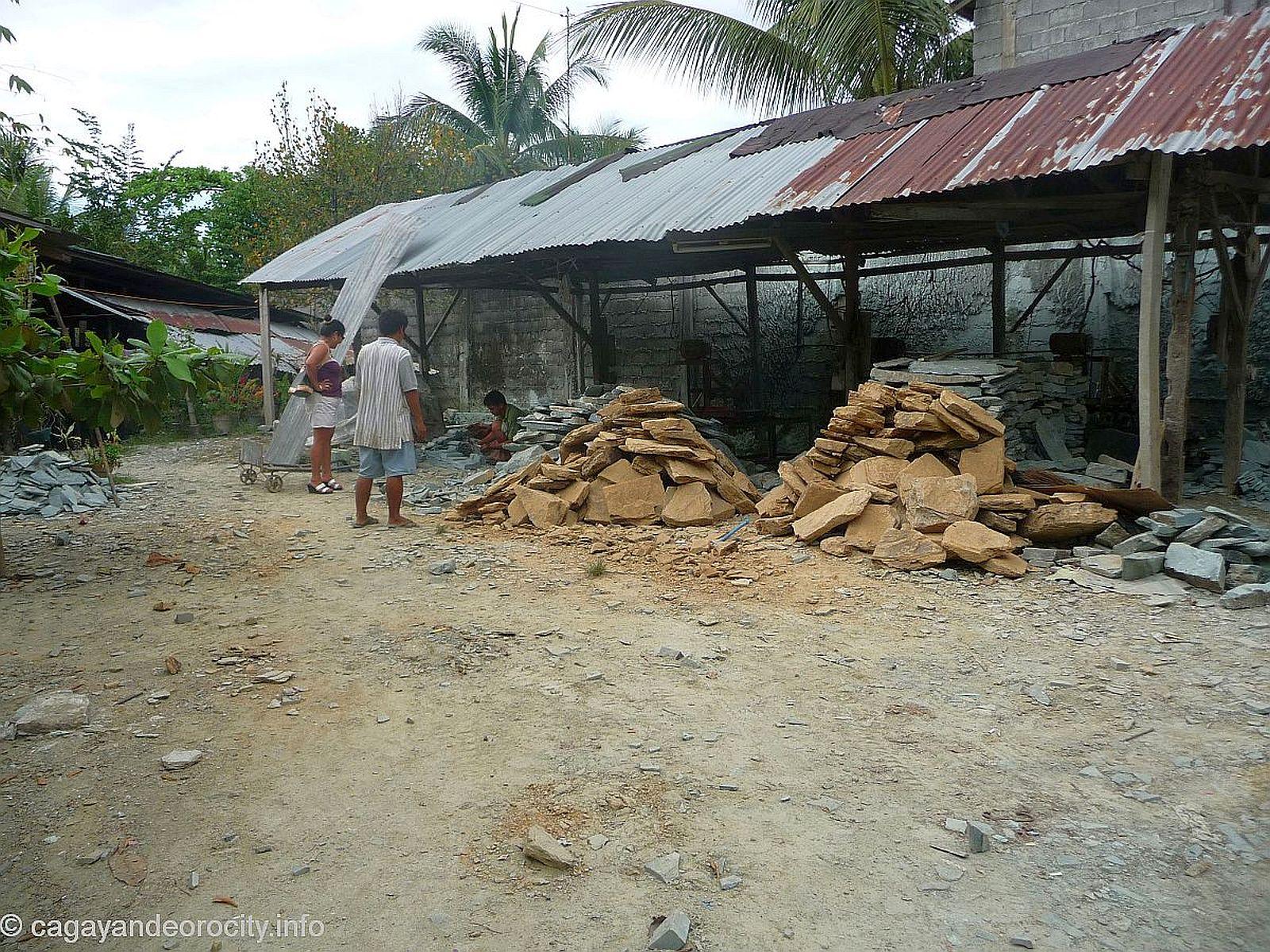 PHILIPPINEN REISEN - REISEBERICHTE - ALLGEMEIN - Die Mangima Steine