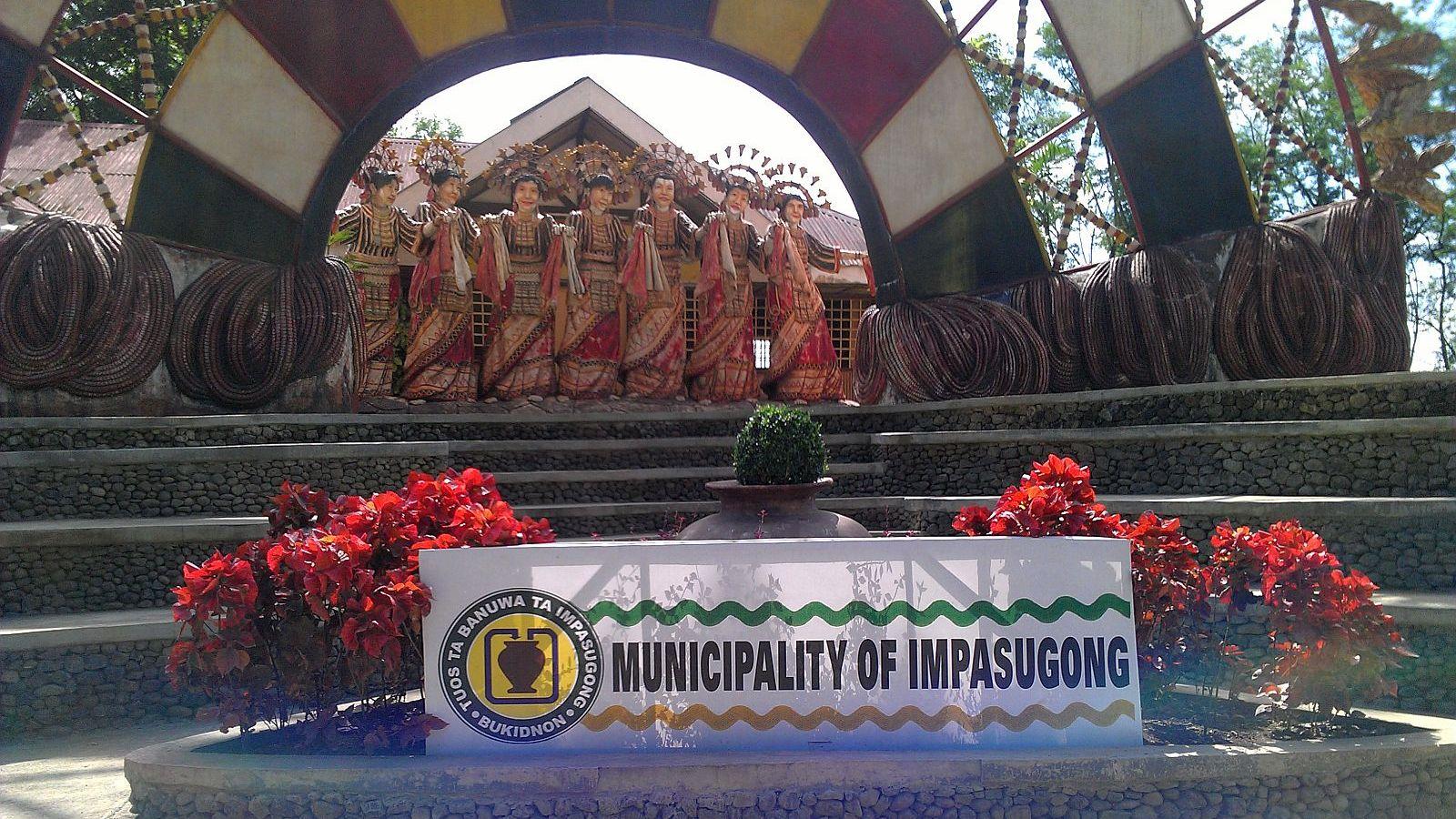PHILIPPINEN REISEN - ORTE - MINDANAO - BUKIDNON - Impasug-on