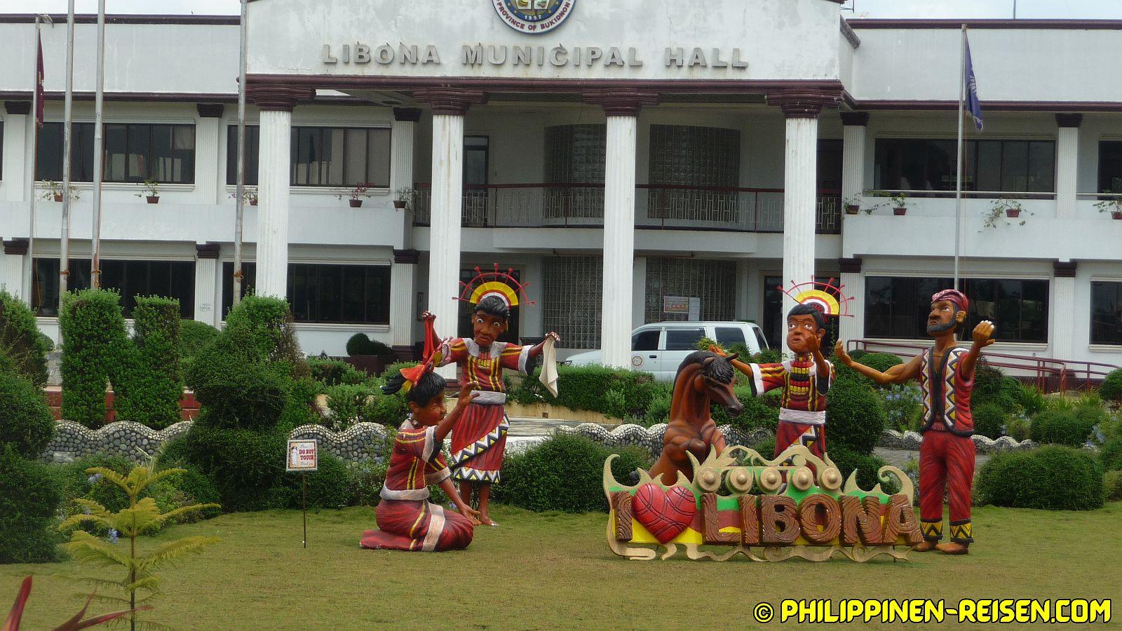 PHILIPPINEN REISEN - ORTE - MINDANAO - BUKIDNON - Libona