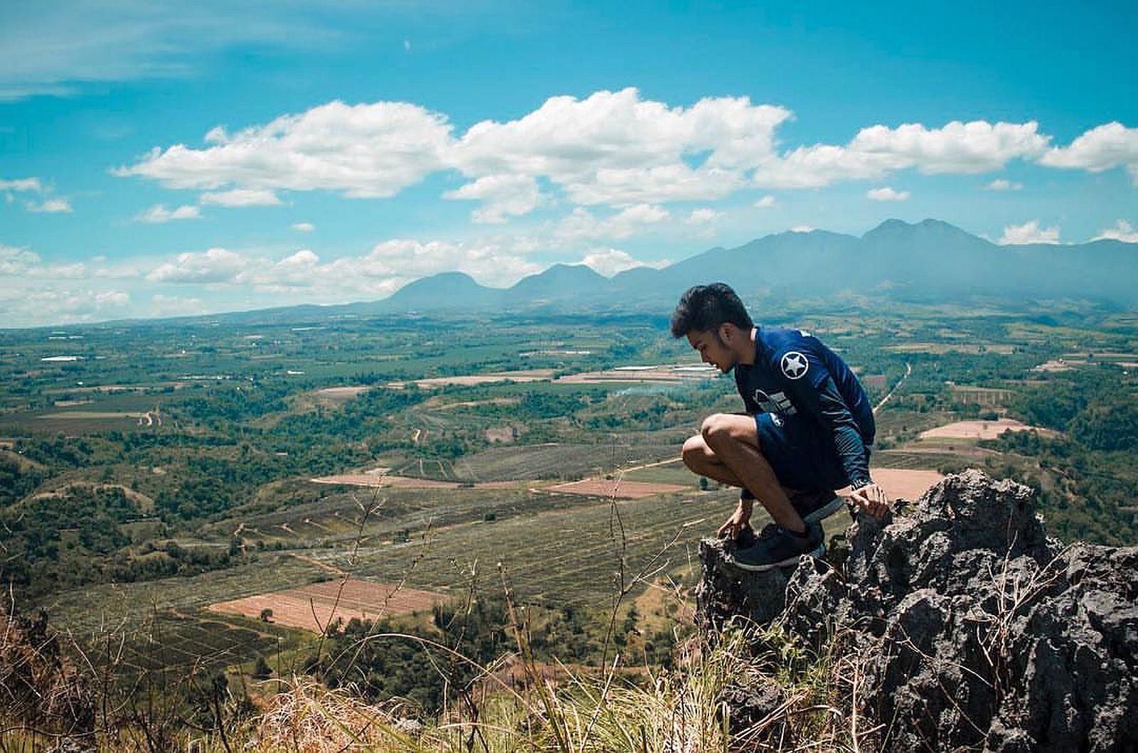 PHILIPPINEN REISEN - ORTE - MINDANAO - BUKIDNON - Sumilao
