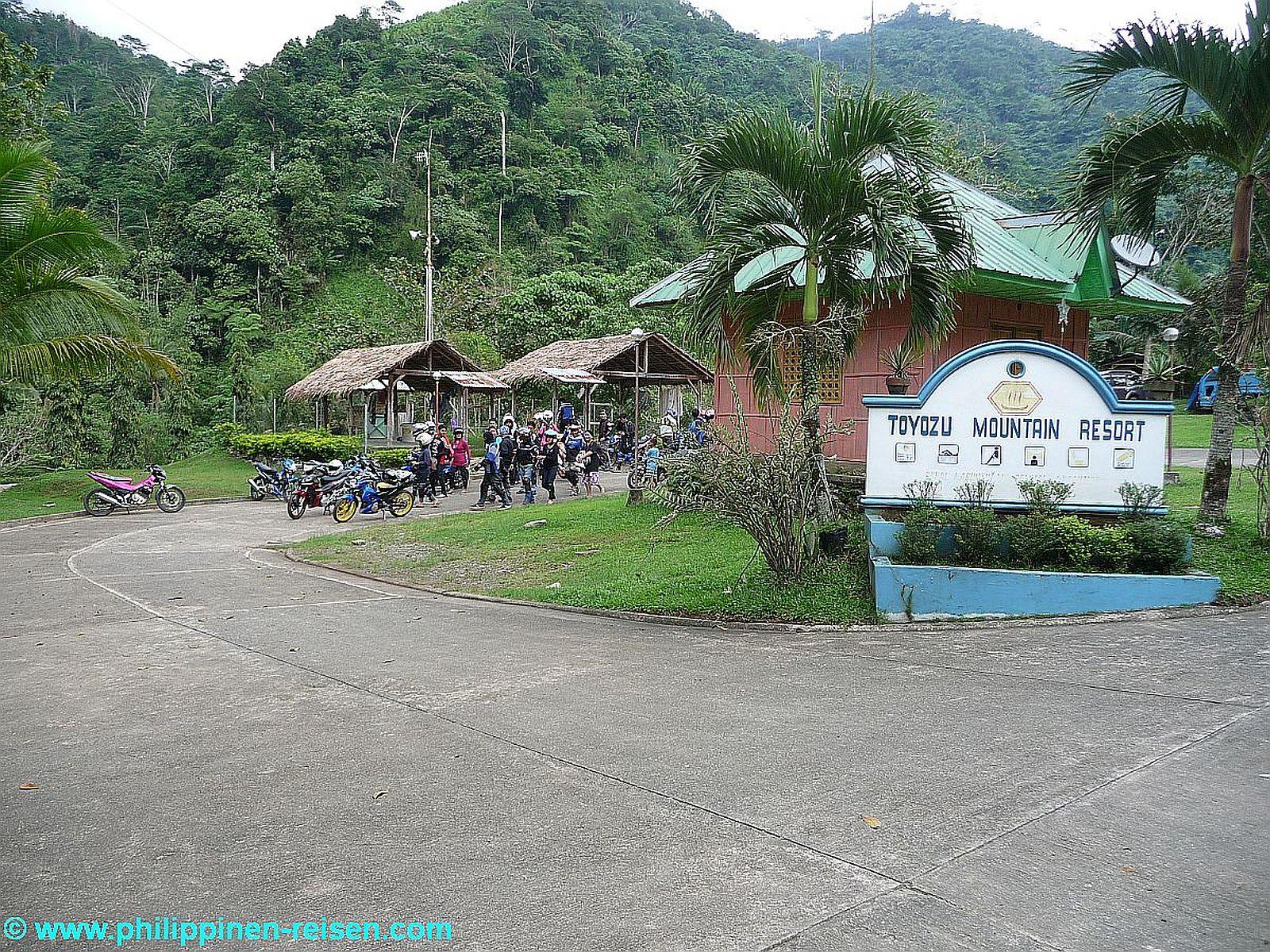 PHILIPPINEN REISEN - ORTE - MINDANAO - COMPOSTELA VALLEY - Nabunturan