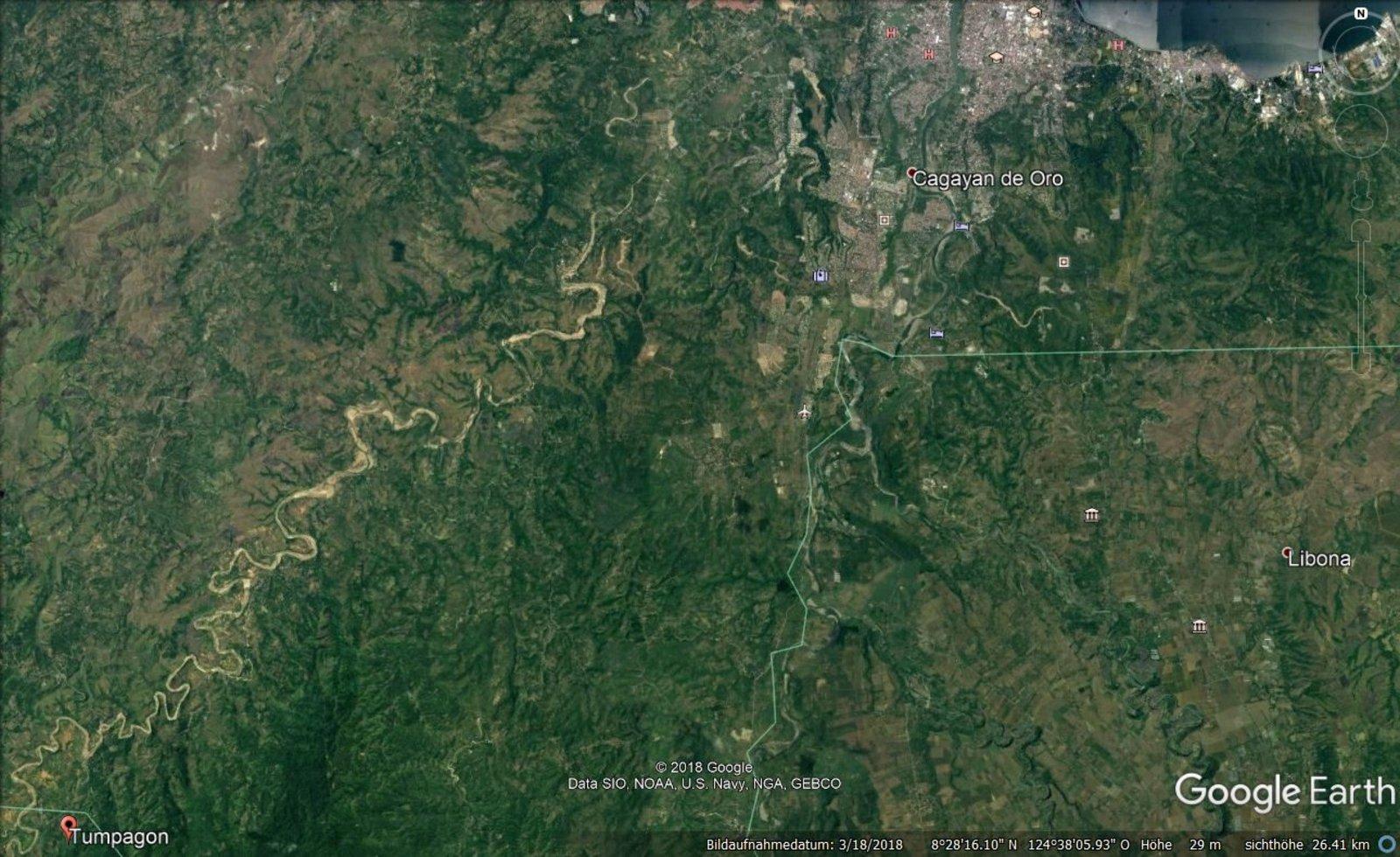 PHILIPPINEN REISEN - REISEBERICHTE - Unterwegs nach Tumpagon