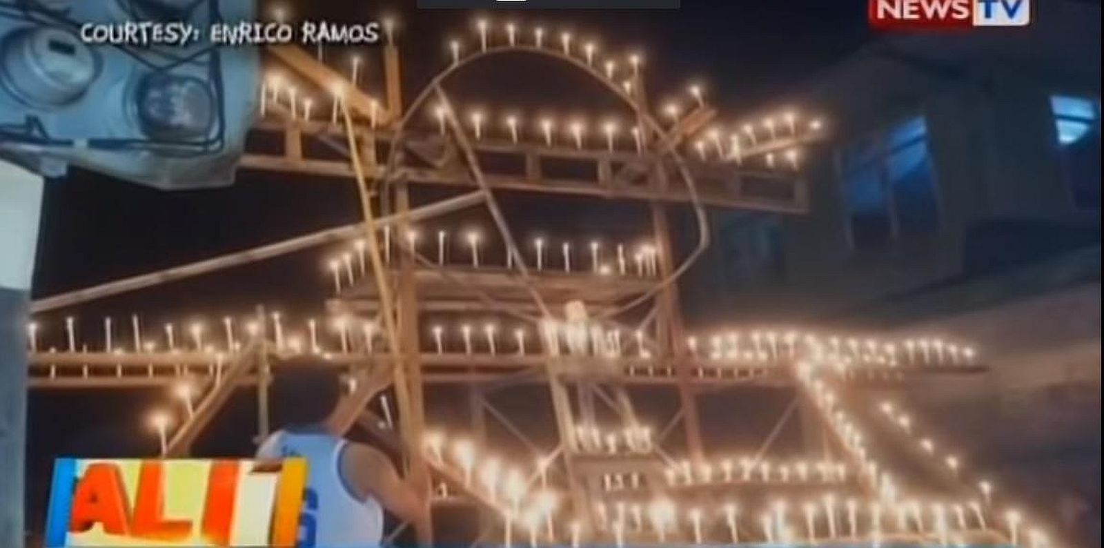 PHILIPPINEN REISEN - KULTUR- FESTE - Tumba Festival in San Luis
