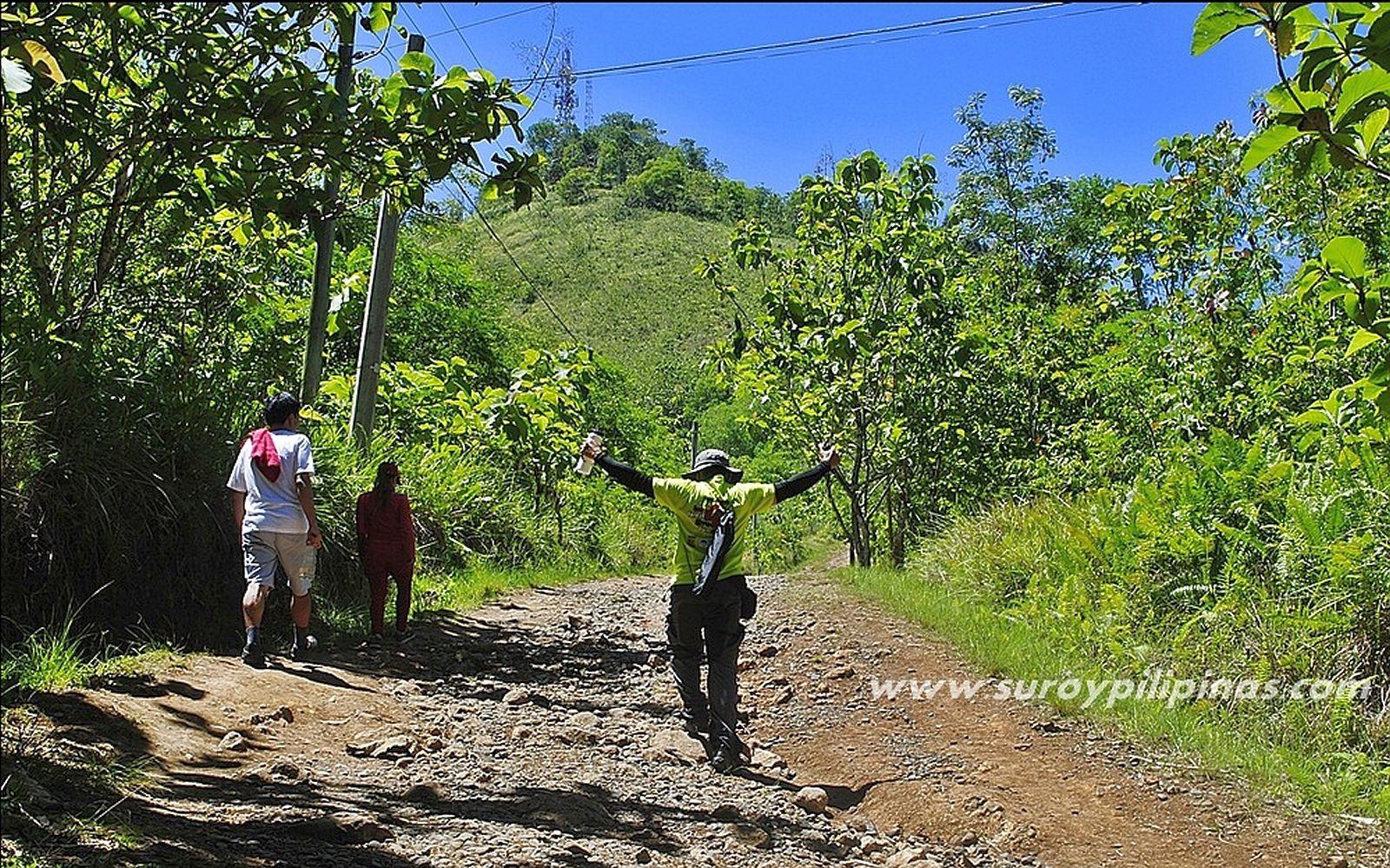 PHILIPPINEN REISEN - VULKANE - Touristische Beschreibung des Vulkans Musuan