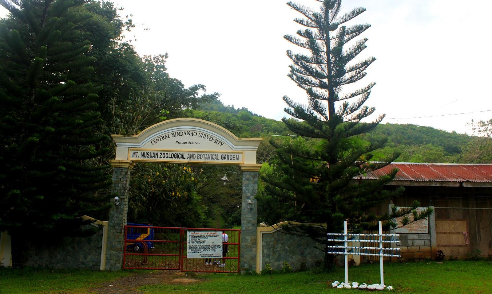 PHILIPPINEN REISEN - VULKANE - Touristische Beschreibung des Vulkans MusuanPHILIPPINEN REISEN - VULKANE - Touristische Beschreibung des Vulkans Musuan