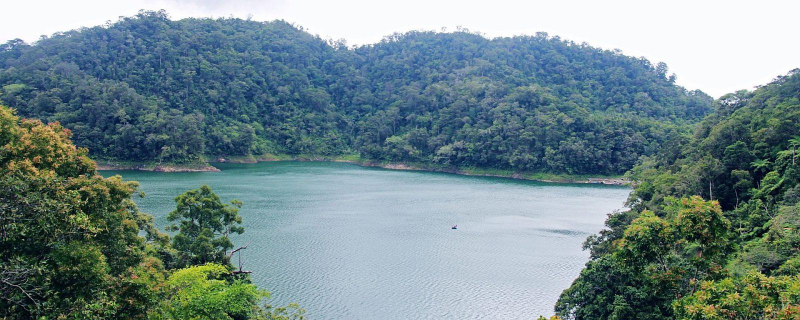 PHILIPPINEN REISEN - SEEN - Touristische Beschreibung für den See Balinsasayao und den See Danao