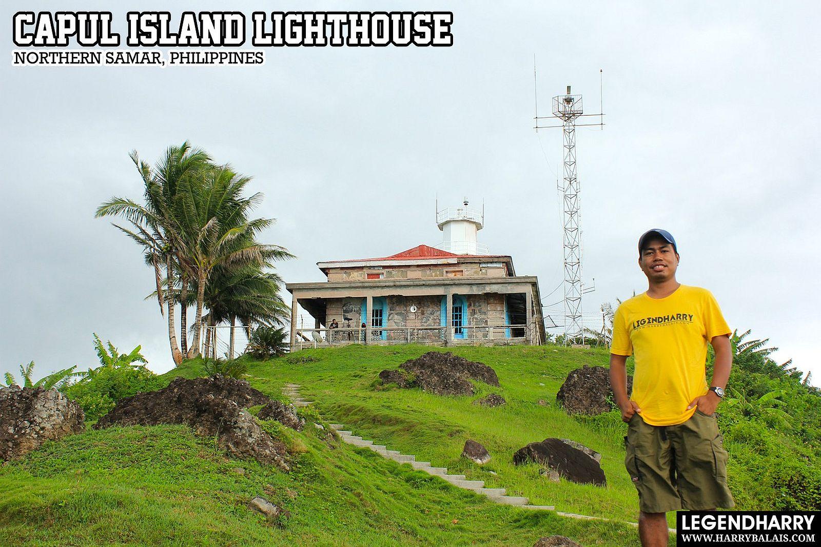 PHILIPPINEN REISEN - INSELN - VISAYAS - Touristische Beschreibung der Visayas Insel Capul