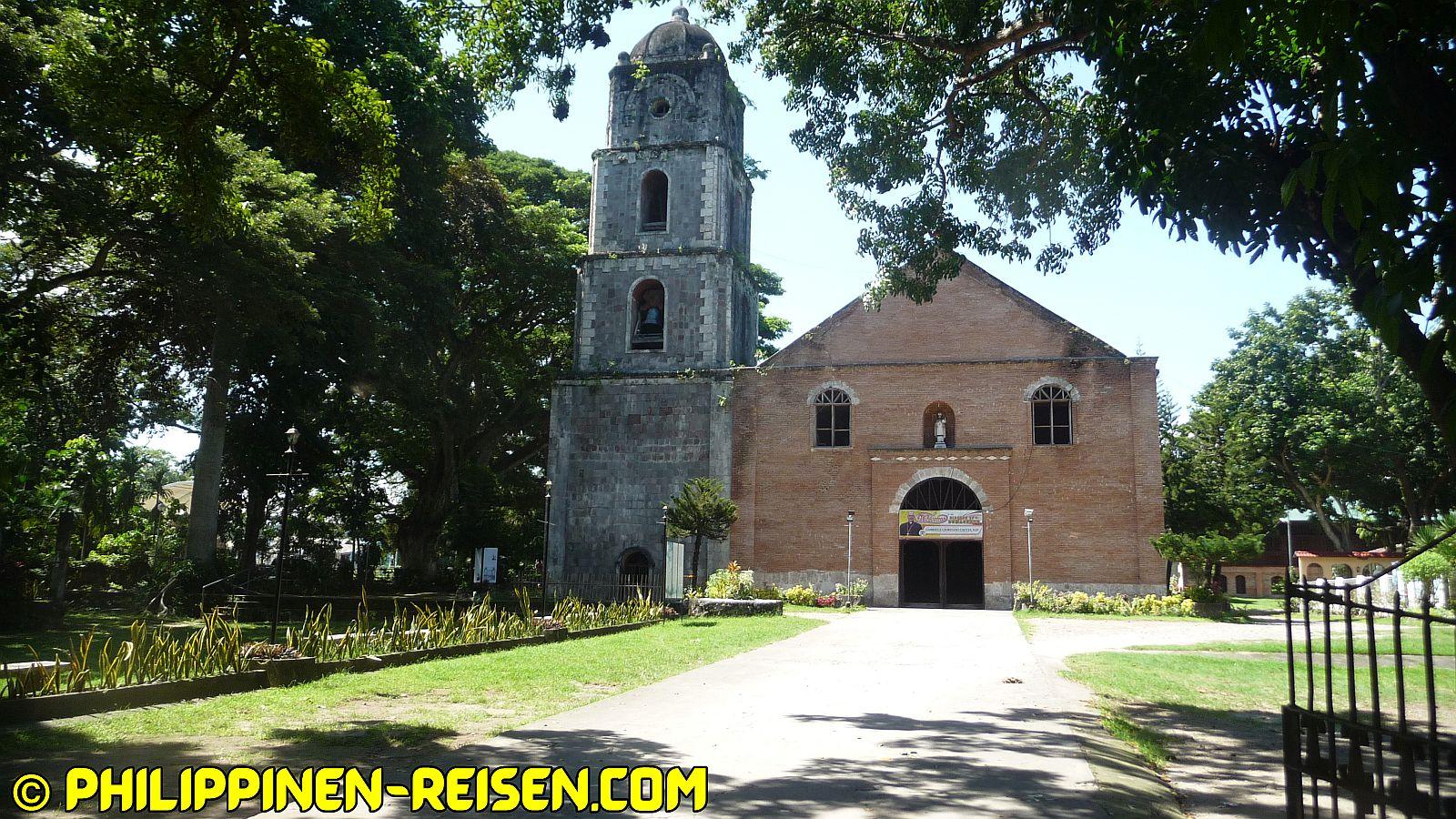 PHILIPPINEN REISEN - ORTE- NEGROS - NEGROS ORIENTAL - Touristische Beschreibung für den Ort Bacong Foto von Sir Dieter Sokoll