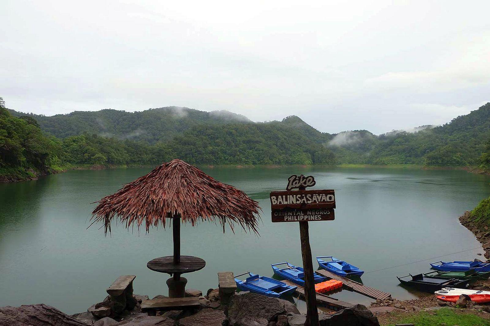 PHILIPPINEN REISEN - ORTE - NEGROS - NEGROS ORIENTAL - Touristische Beschreibung für den Ort Sibulan