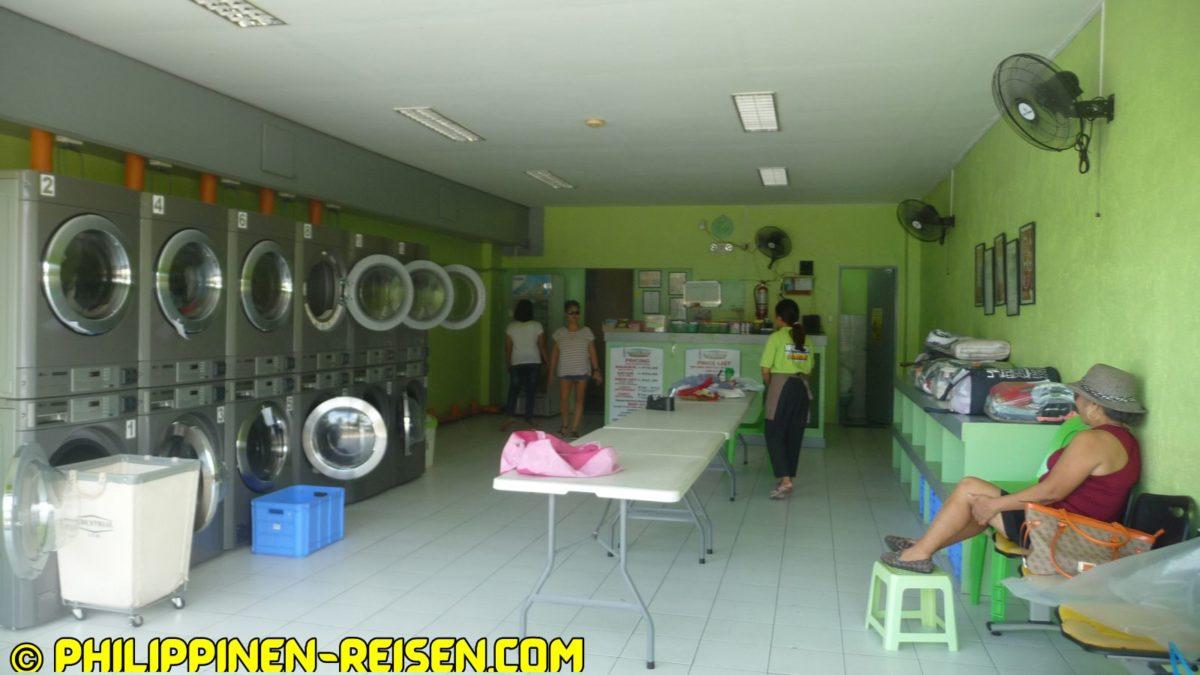 Miracle Wash Laundromat in Sibulan