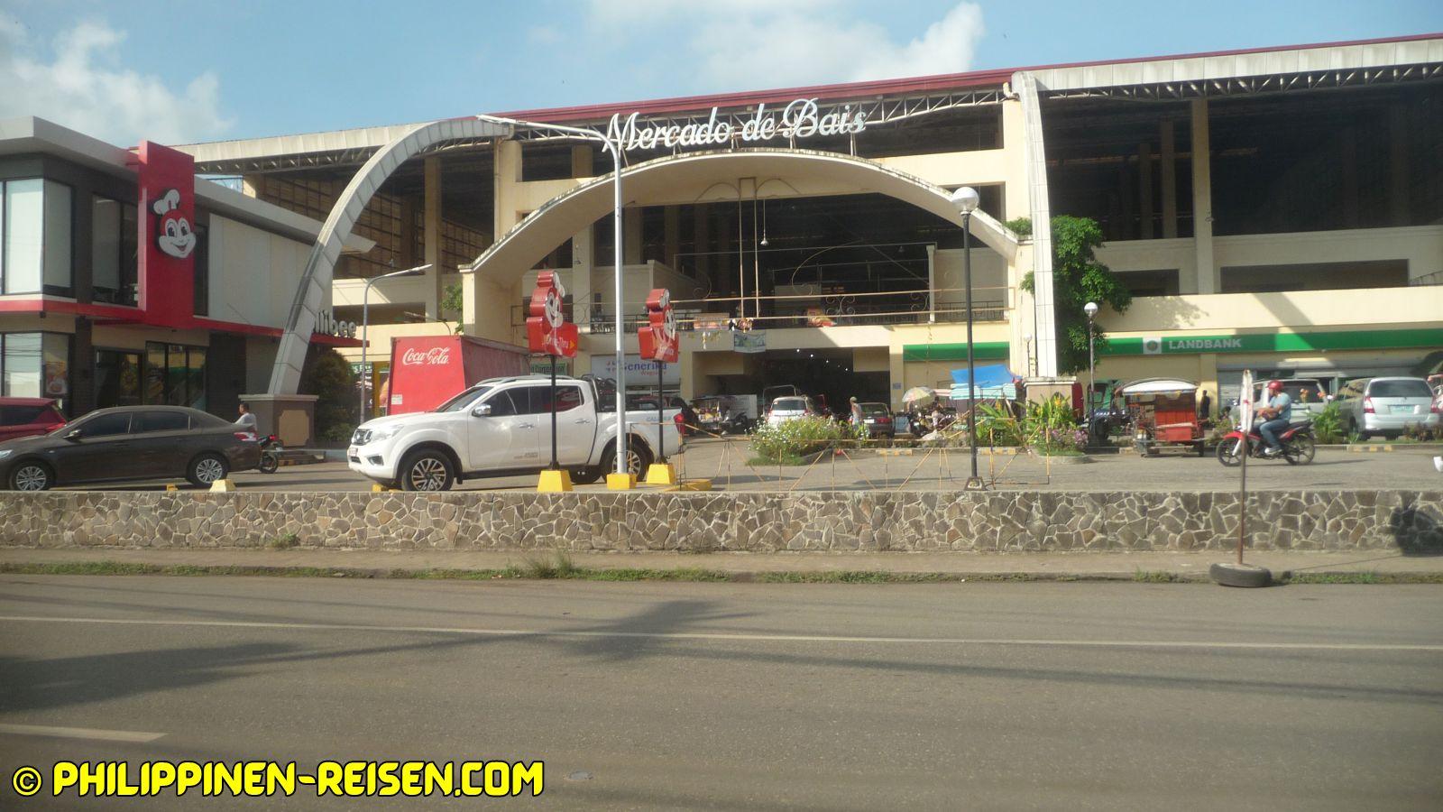 PHILIPPINEN REISEN - ORTE- NEGROS - NEGROS ORIENTAL - Touristische Beschreibung für die Stadt Bais