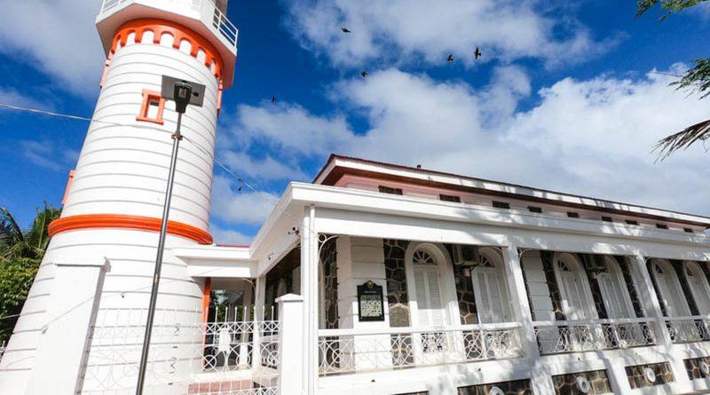 PHILIPPINEN REISEN - LEUCHTTÜRME -Capul Leuchtturm in Northern Samar