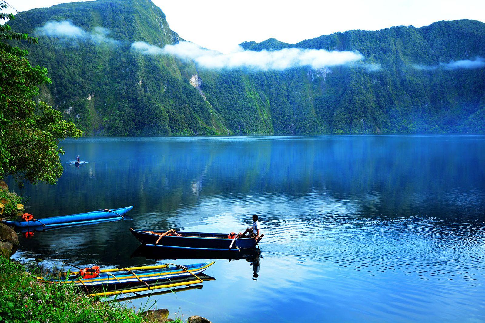 PHILIPPINEN REISEN - SEEN - Die Seen von Mindanao