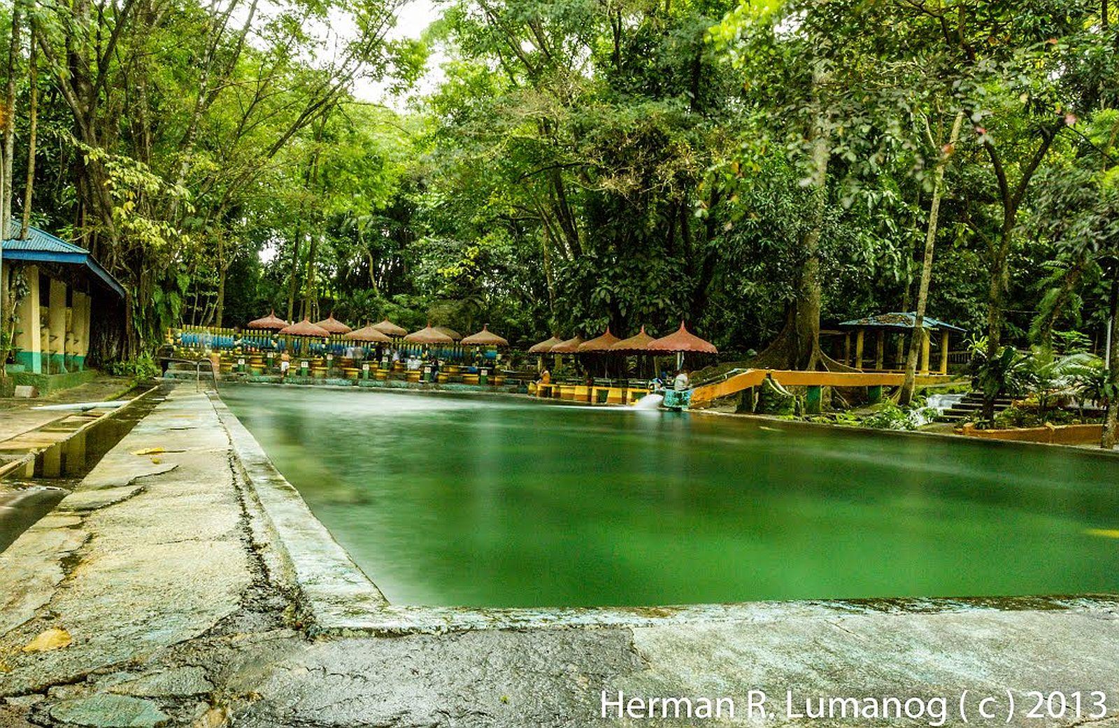 PHILIPPINEN REISEN - ORTE - MINDANAO - BUKIDNON - Touristische Beschreibung für den Ort Quezon