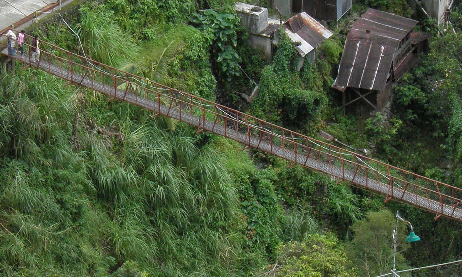 PHILIPPINEN REISEN - ORTE - NORTHERN LUZON - IFUGAO - Touristische Ortsbeschreibung für Banaue