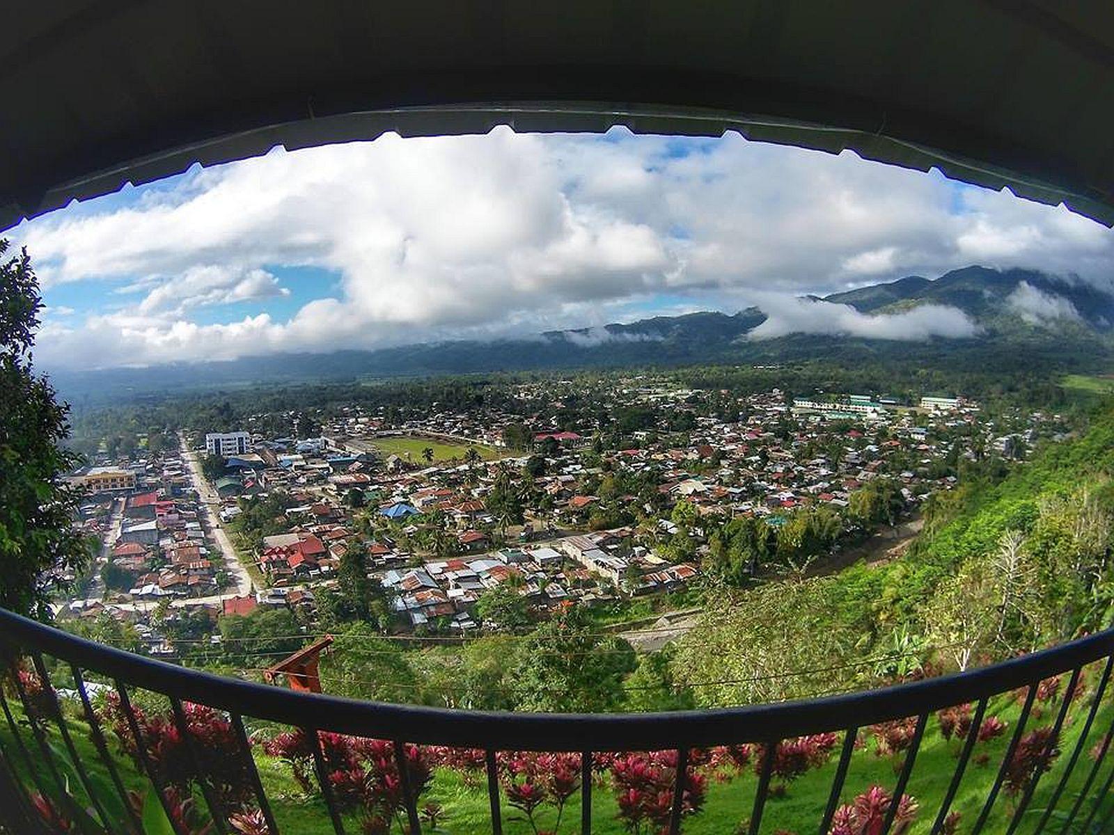 PHILIPPINEN REISEN - ORTE - MINDANAO - DAVAO DEL ORO - Maragusan