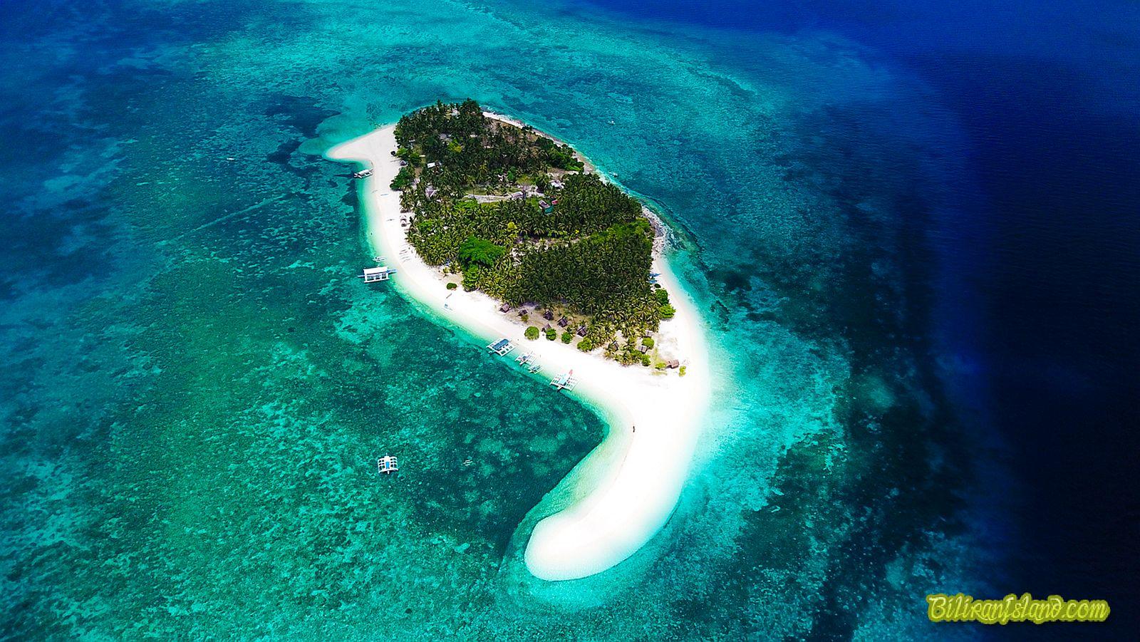 PHILIPPINEN REISEN - INSELN - INSELN DER VISAYAS - Cuatro Islas
