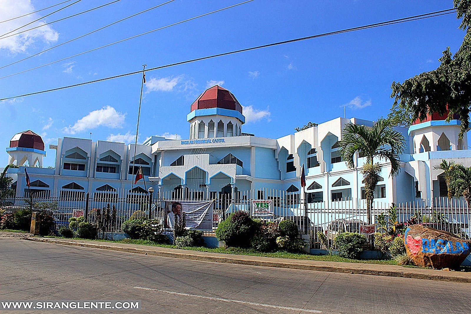 PHILIPPINEN REISEN - ORTE - MINDANAO - BASILAN - Touristische Stadtbeschreibung für Lamitan