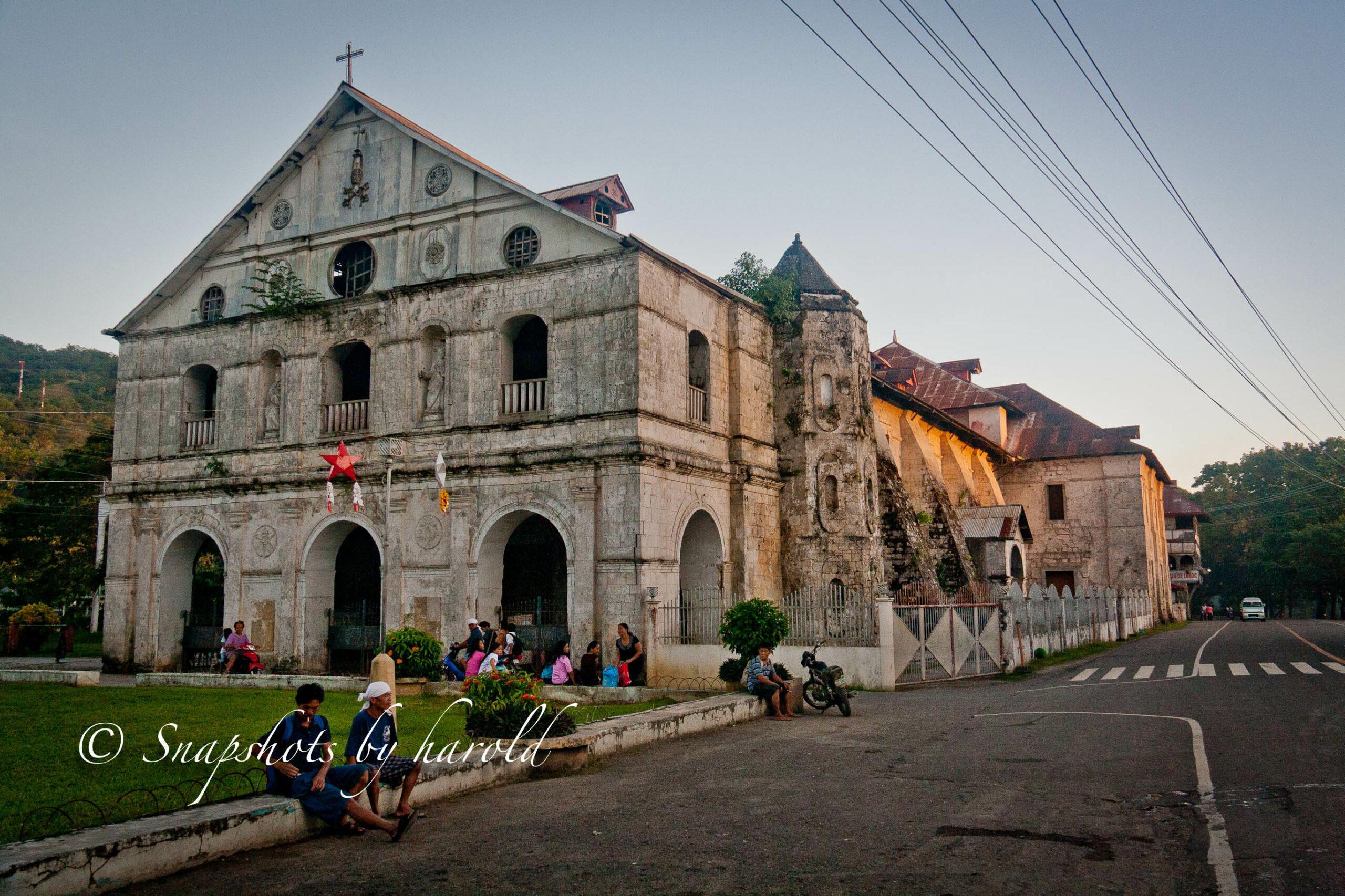 PHILIPPINEN REISEN - ORTE - BOHOL - Touristische Ortsbeschreibung für Loboc