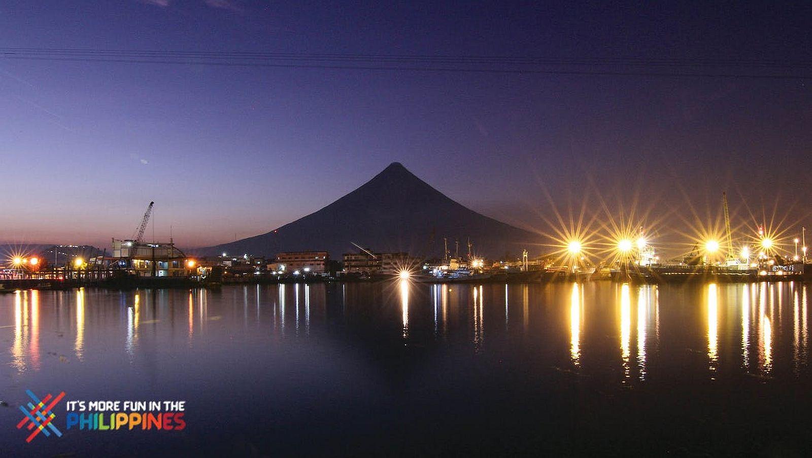 PHILIPPINEN REISEN - ORTE - SOUTHERN LUZON - ALBAY - Touristische Beschreibung für die Stadt Legazpi