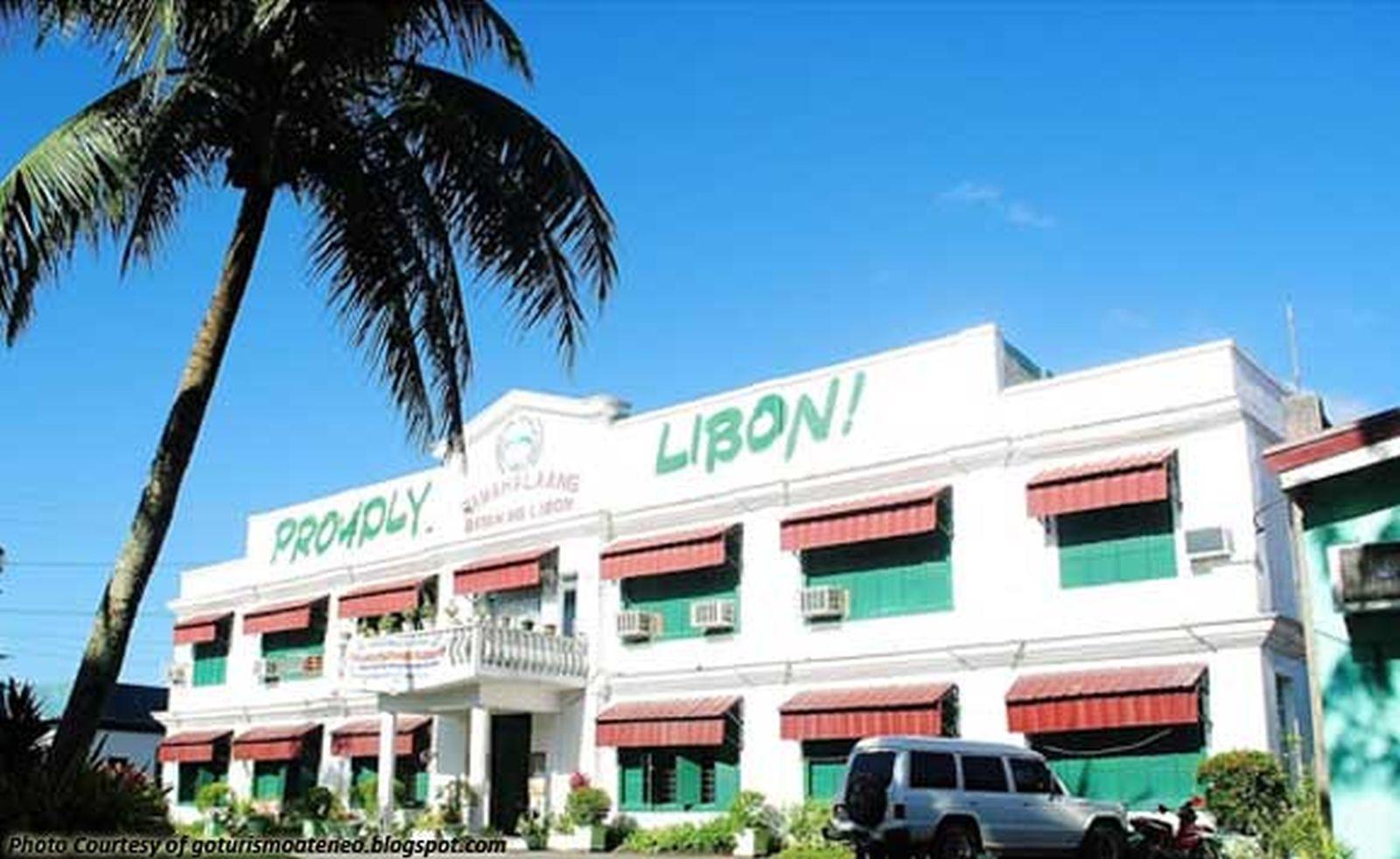 PHILIPPINEN REISEN - ORTE - SÜD-LUZON -ALBAY - Touristische Ortsbeschreibung für Libon