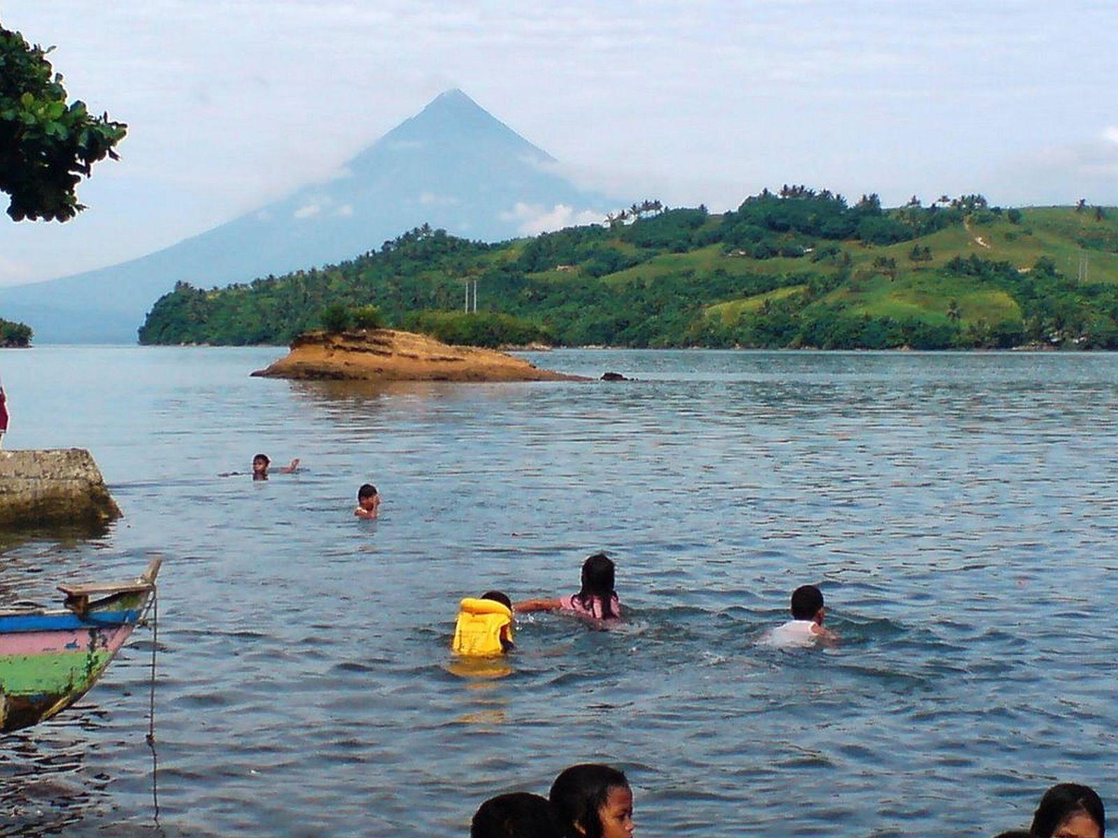 PHILIPPINEN REISEN - ORTE - SÜD-LUZON - ALBAY - Touristische Ortsbeschreibung für Malilipot