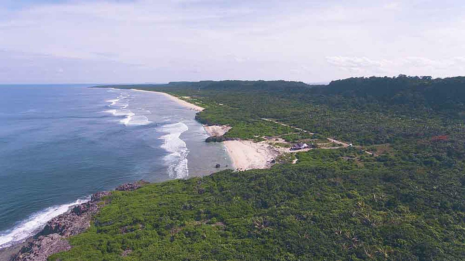 PHILIPPINEN REISEN - INSELN IN DEN VISAYAS - Die Insel Calicoan