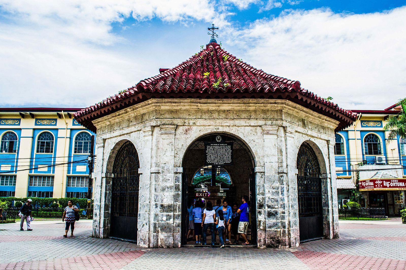 PHILIPPINEN REISEN - ORTE - CEBU - Touristische Ortsbeschreibung für Cebu City