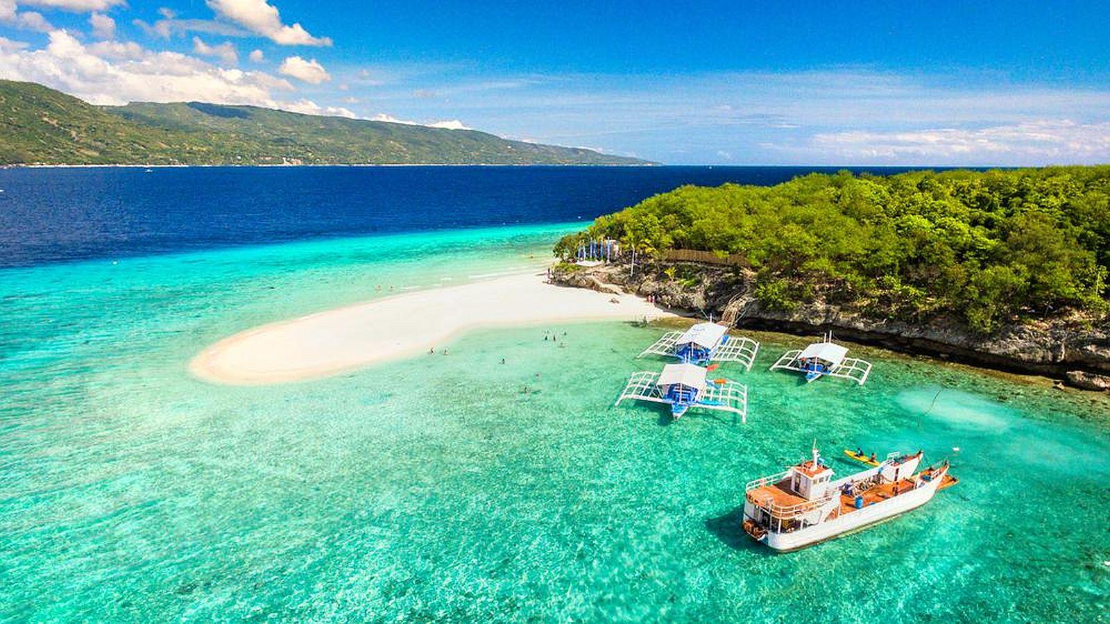 PHILIPPINEN REISEN - ORTE - CEBU - Touristische Ortsbeschreibung für Oslob